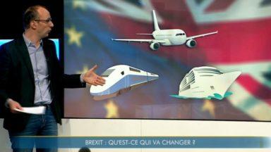Brexit : qu'est ce qui change pour les Bruxellois ?