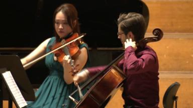 Un concert classique organisé par les détenus de la prison de Forest