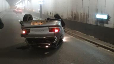 Le tunnel Louise est rouvert à la circulation
