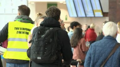 Action de la police aéroportuaire : jusqu'à une heure d'attente supplémentaire à Brussels Airport