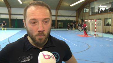 Hockey en salle : l'Amicale Anderlecht bat le Léo (6-5)