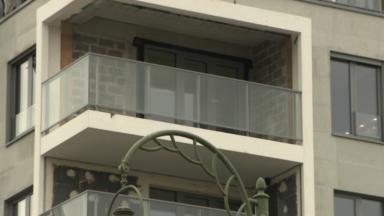 Le prix moyen d'un appartement grimpe à 253.540 euros en Région bruxelloise