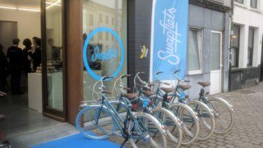 L'entreprise de vélos partagés Swapfiets élargit ses services en Région bruxelloise