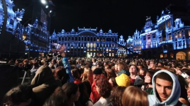 Clara Luciani, Eddy De Pretto et Barbara Pravi en concert sur la Grand-Place