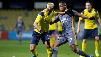 L'Union Saint-Gilloise battue par Oud-Heverlee Louvain au terme d'un match haletant
