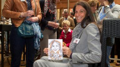 """Barbara Minneci """"étonnée et touchée"""" de recevoir le Trophée Victor Boin"""