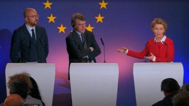 """Brexit : L'Europe se sent prête à relever les défis à """"l'aube d'une ère nouvelle"""""""