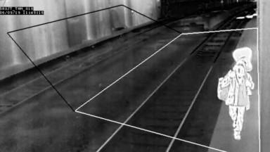 Jonction Nord-Midi : des caméras thermiques vont détecter les marcheurs sur les rails