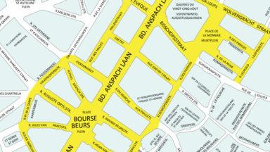 Interdiction d'alcool dans le piétonnier : voici la carte des rues concernées