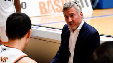 Serge Crèvecoeur quittera ses fonctions d'entraîneur du Brussels en fin de saison
