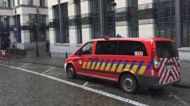 Nouvelle enveloppe suspecte envoyée au siège du PS à Bruxelles