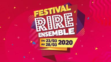 """Des humoristes belges et internationaux attendus au festival """"Rire Ensemble"""" à Bruxelles"""