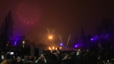 Bruxelles-Ville finira l'année sans feux d'artifice mais avec un spectacle au laser