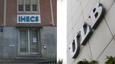 L'Ihecs refuse de fusionner avec l'ULB