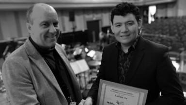Le britannique Callum Au lauréat du BJO ICC Award