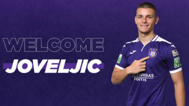 L'attaquant serbe Dejan Joveljic prêté au Sporting d'Anderlecht