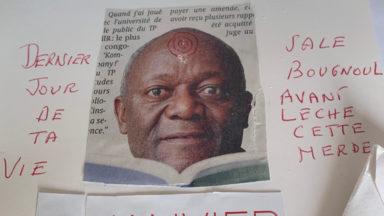 Ganshoren : Kompany reçoit une lettre de menace avec de la poudre blanche et des excréments