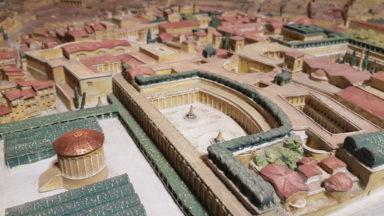 La Maquette de Rome de nouveau accessible au grand public