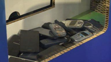Proximus veut recycler 100.000 vieux téléphones portables cette année