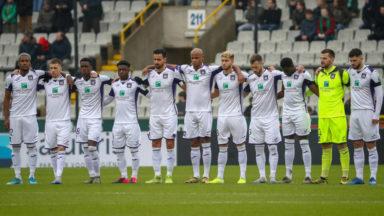 Jupiler Pro League : Anderlecht s'en sort dans les derniers instants du match face au Cercle Bruges