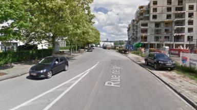 Anderlecht : des impacts de tirs sur la façade d'un dépôt de la Stib