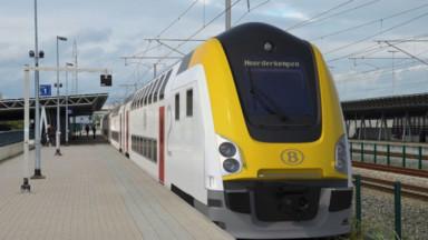 Les nouveaux wagons commandés par la SNCB incompatibles avec les PMR