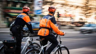 58 cyclistes et 76 conducteurs mis à l'amende lors d'un contrôle dans le centre de Bruxelles