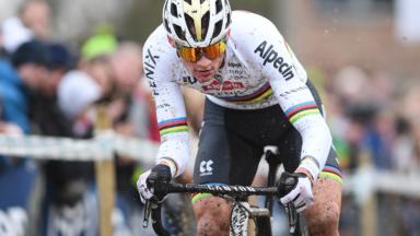 Mathieu van der Poel remporte le Brussels Universities Cyclocross