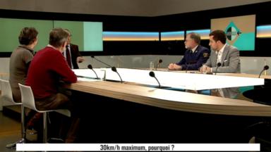 La politique bruxelloise en matière de sécurité routière passée au crible dans Versus