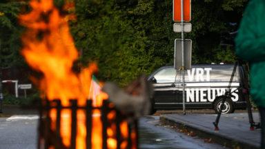 La VRT est en grève pour contester le licenciement de son CEO