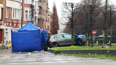 Une voiture renverse mortellement un piéton à hauteur de Belgica à Jette