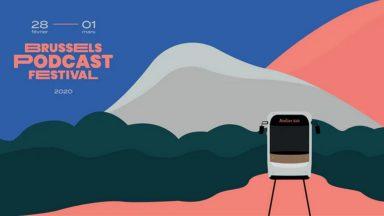 Le Brussels Podcast Festival s'ouvre ce vendredi soir à l'Atelier 210
