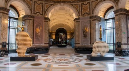 AfricaMuseum - Grande Rotonde - Belga Charlotte Gekiere