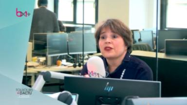 """Cécile Jodogne (DéFI) : """"Je pense que la chaussée de Louvain n'est pas l'endroit idéal pour la Porte d'Ulysse"""""""
