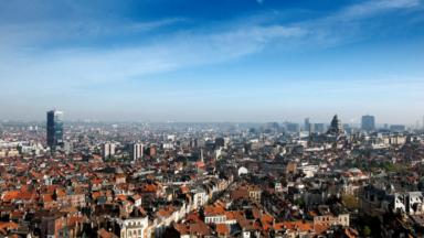 Voici les prix des appartements et des maisons à Bruxelles (infographie)