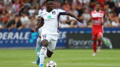 Jeremy Doku prolonge au RSC Anderlecht jusqu'en juin 2022