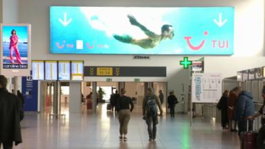 Coronavirus : pas d'inquiétude particulière à Brussels Airport