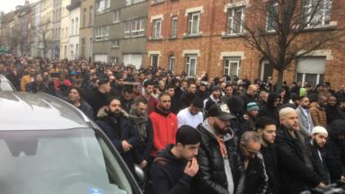 Plus de 5000 personnes rendent hommage au prédicateur Rachid Haddach