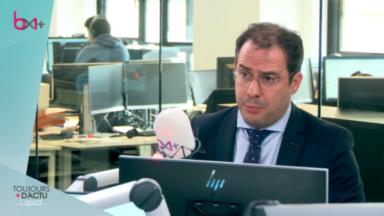 Déficit budgétaire : David Clarinval répond aux attaques du PS