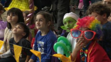 Le carnaval de Joli-Bois à Woluwe-Saint-Pierre fait le bonheur des plus petits