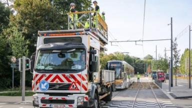 La circulation des trams 3, 7 et 39 encore perturbée ce mardi à la suite du passage de la tempête Ciara