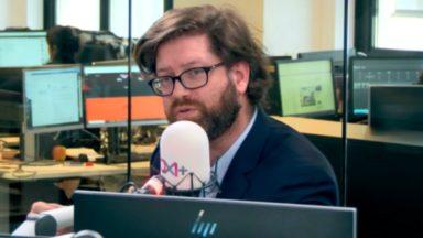 """John Pitseys : """"L'exception à la tirette, une concession aux partis néerlandophones avec laquelle je peux vivre"""""""