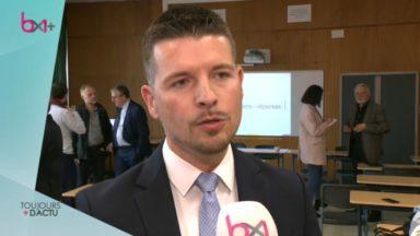 Julien Nicaise officiellement nommé à la tête du réseau Wallonie-Bruxelles Enseignement