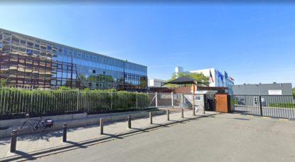 Lycée français Jean Monnet - Uccle - Google Street View