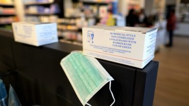 Des masques distribués aux détenus à Bruxelles à l'initiative du service des transferts