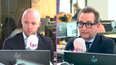 Face à face entre David Leisterh et Boris Dilliès pour la présidence du MR bruxellois