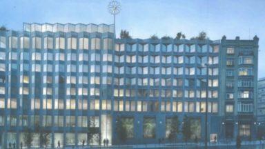 L'extension de l'hôtel Crown Plaza supprimera une dent creuse place Rogier