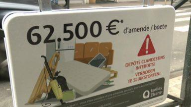 Ixelles : la lutte contre les dépôts clandestins s'intensifie dans le quartier de Matonge