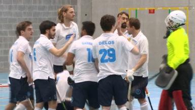 Hockey en salle : l'Amicale Anderlecht se qualifie pour les Play-offs malgré sa défaite contre le White Star (5-3)