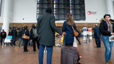 Tempête Dennis : faible impact sur le trafic aérien à Brussels Airport